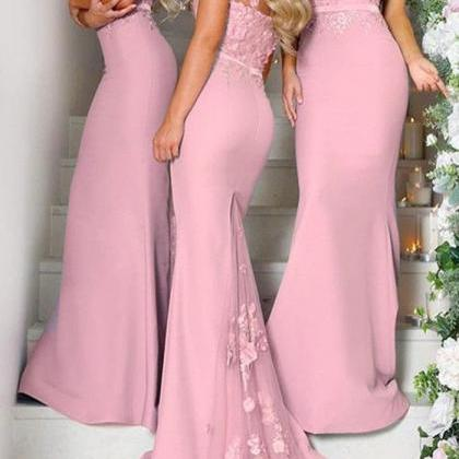 Gorgeous Prom Dresses Lace Spagheti..
